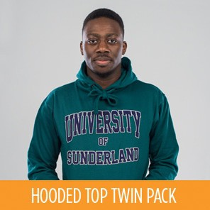Ussu hooded twin pack web