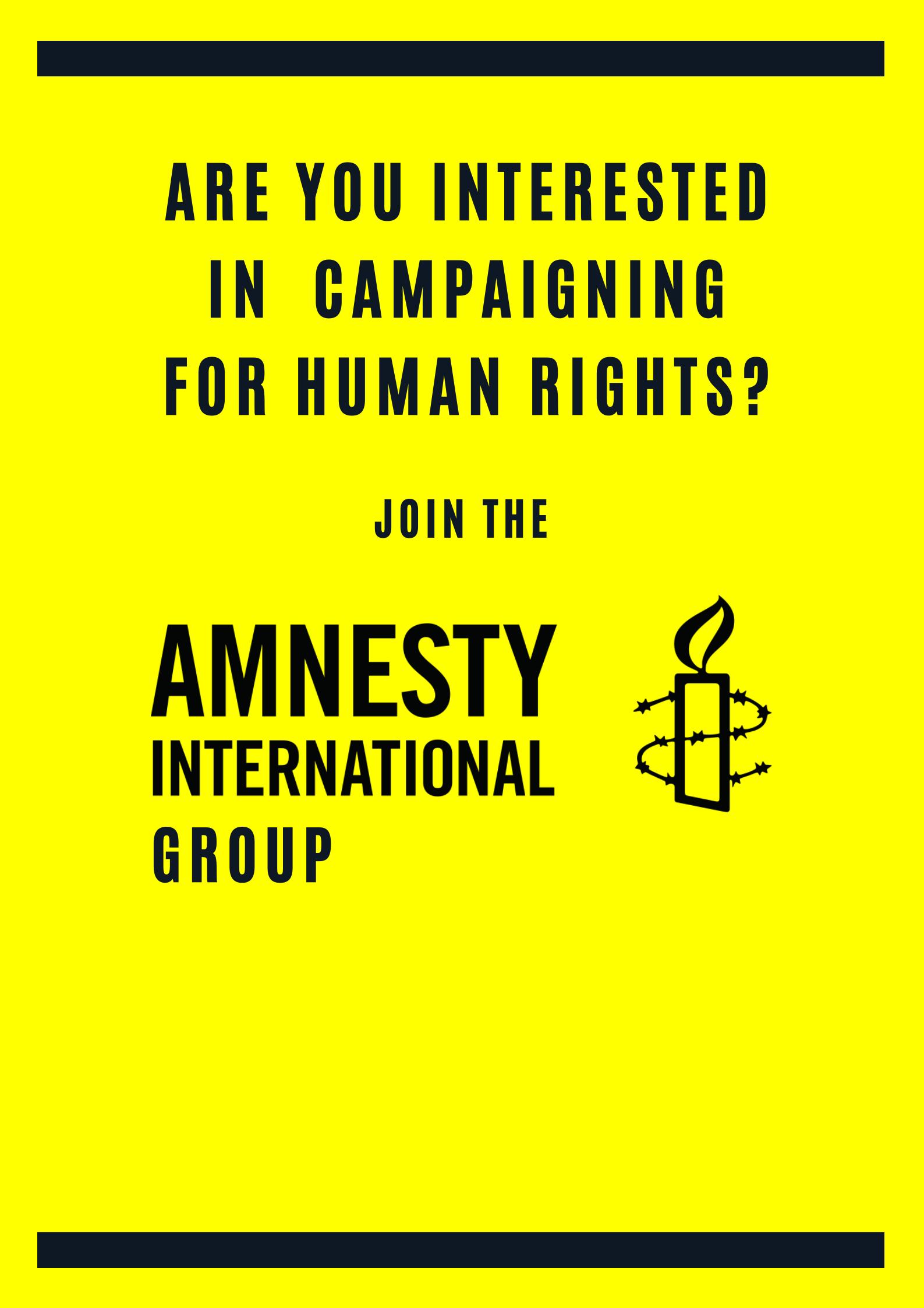 Amnesty international group