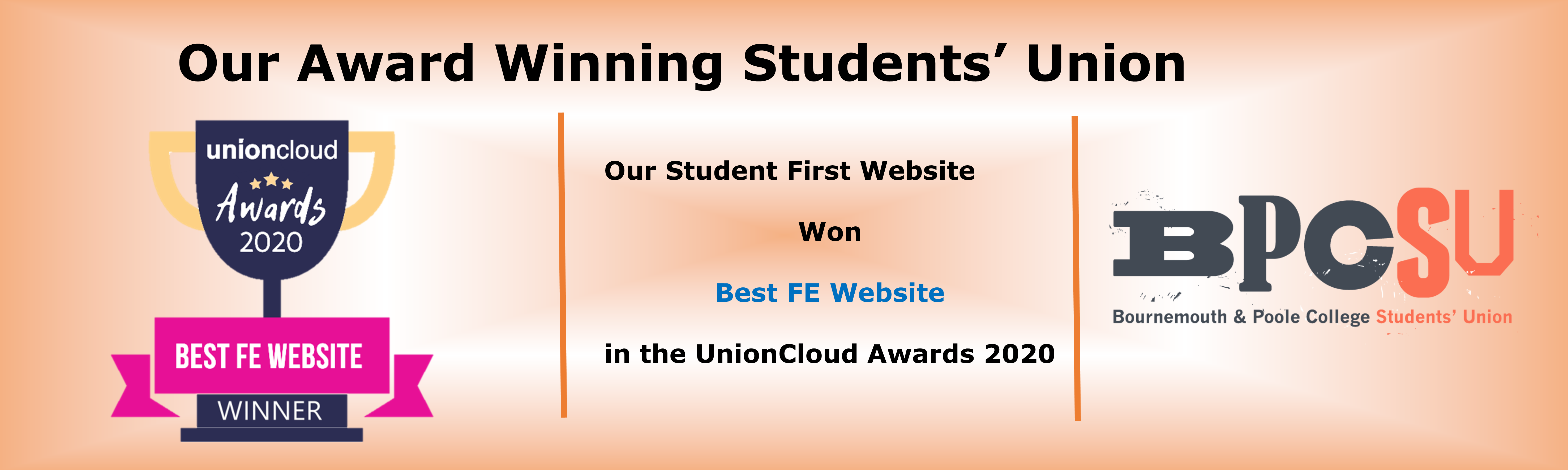 Unioncloud fe website winner web banner