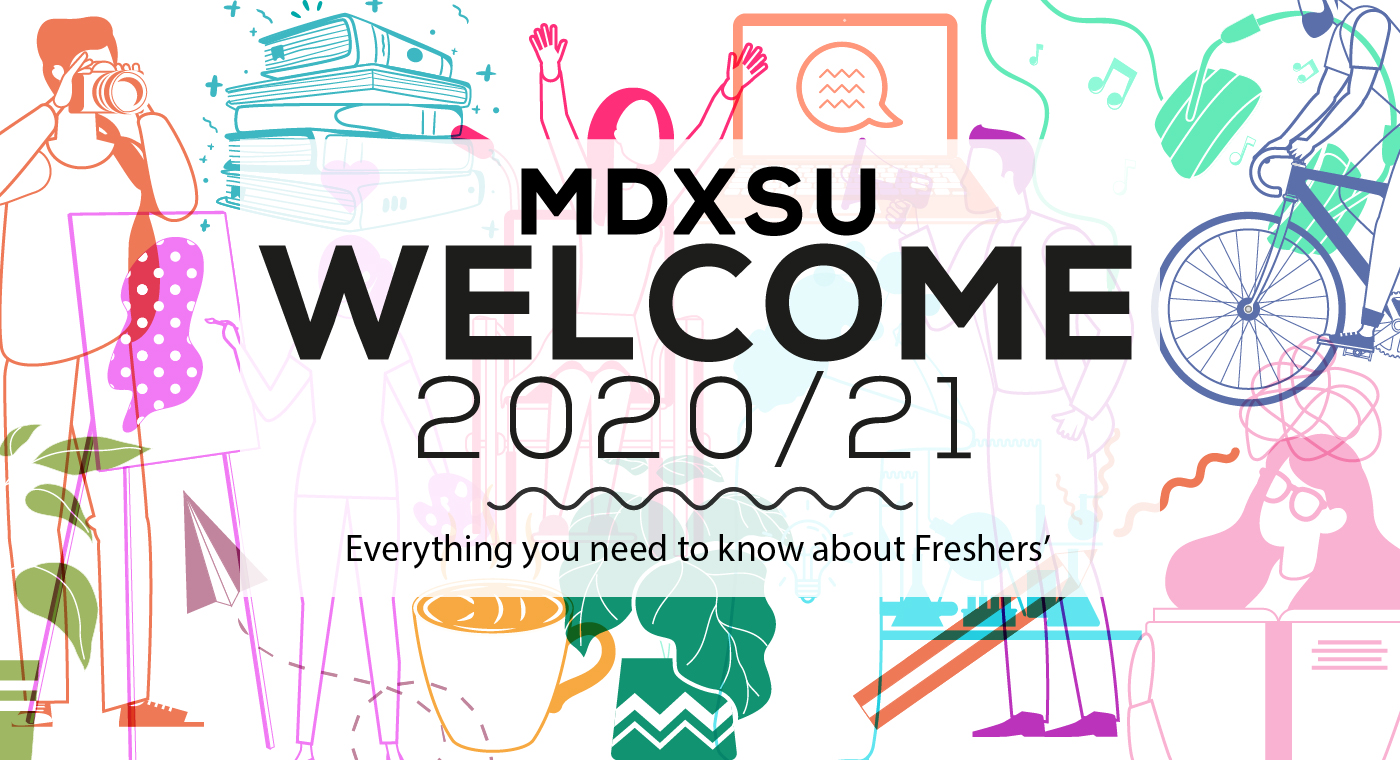 Welcome 2020 homepage banner