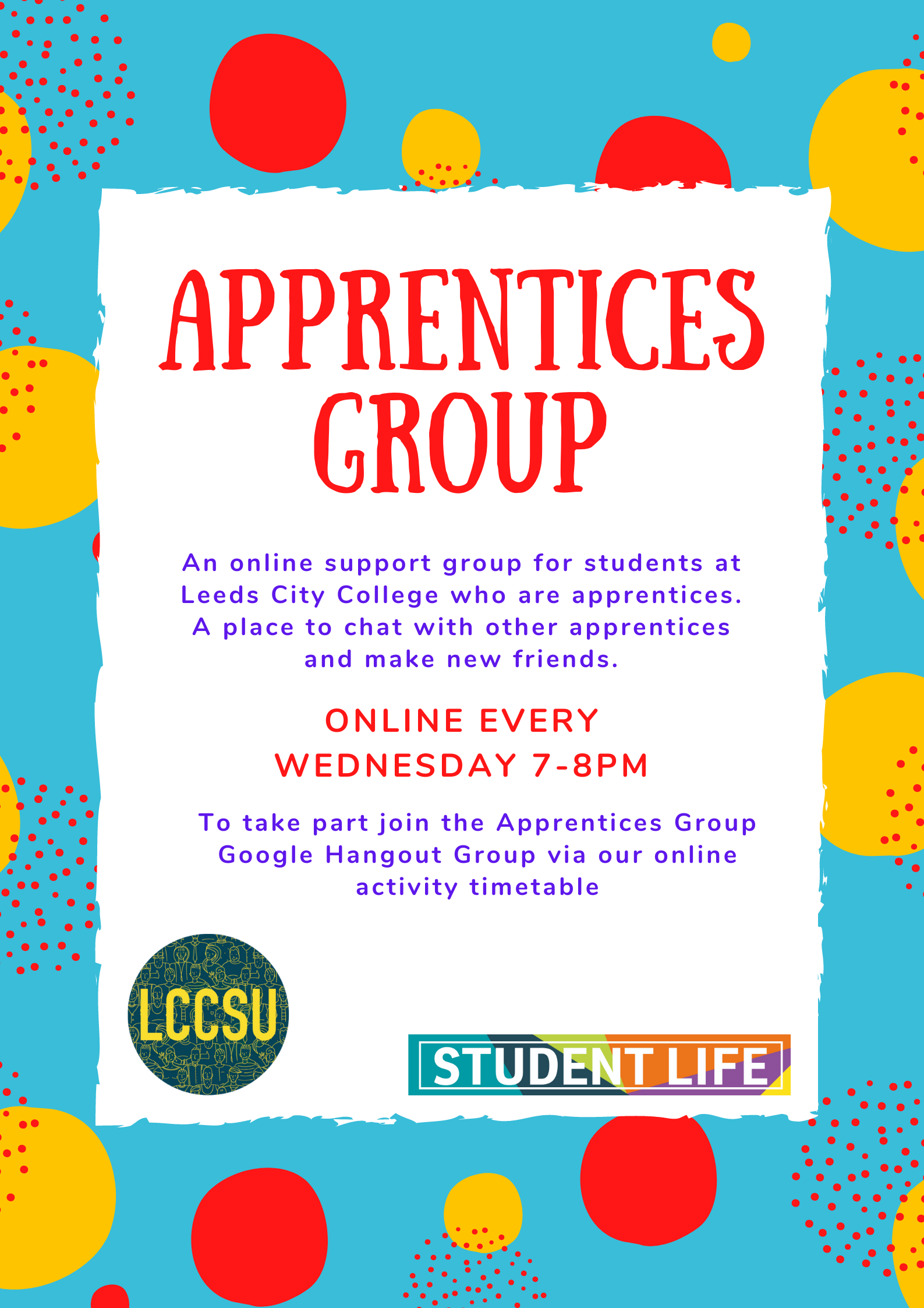 Apprentices group website
