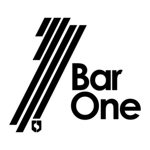 Bar one spaced