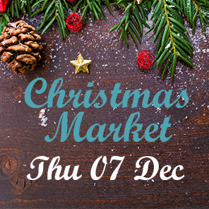 Christms market web event