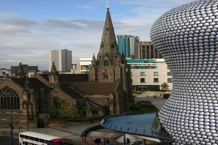 Birminghambullringfromnorth