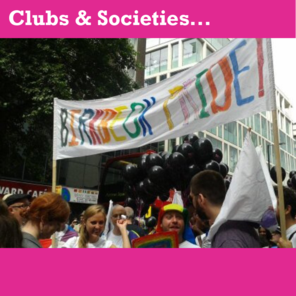 Clubs and societies square 1