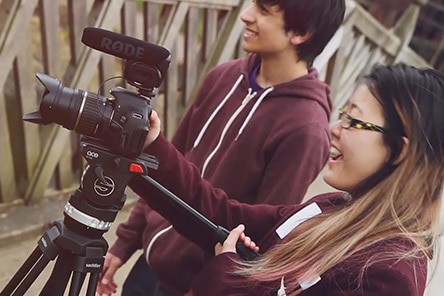 Filmmaking beginners workshop