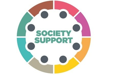 Society support logo fb