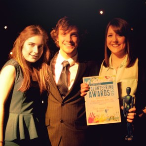 Sheffield volunteering volunteering awards1