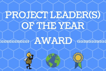 Project leader of the year