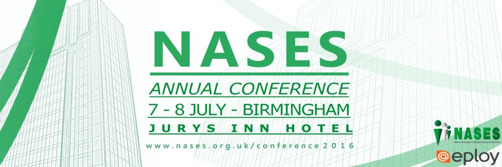 Nases conference banner