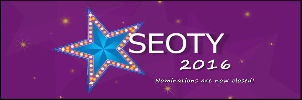 New seoty logo now closed
