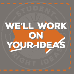 Work on your ideas
