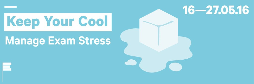 Keep your cool website banner