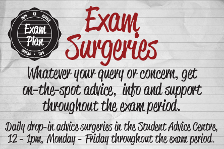 Exam surgeries