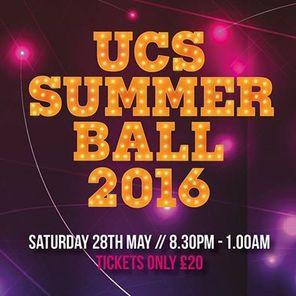 Ucs summer ball 2016