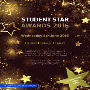 Star awards poster