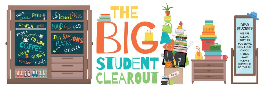 The big student clearout 6x2 scroller