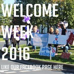 Welcome week mobile