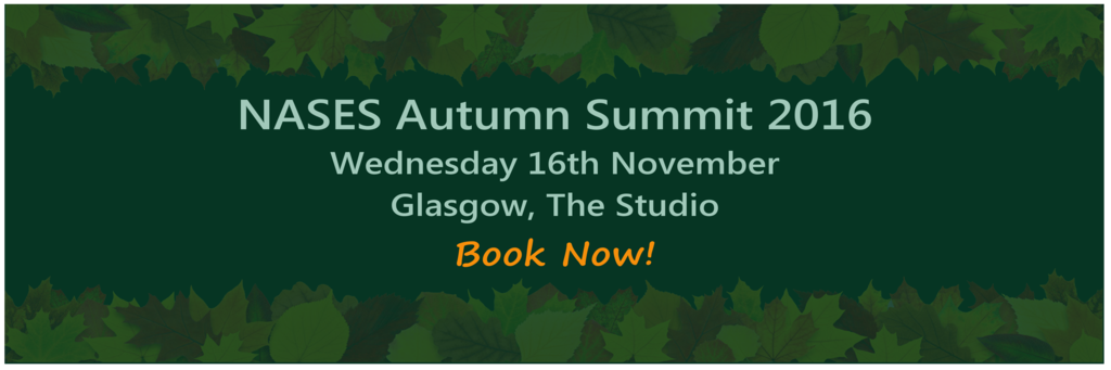 Autumn summit banner