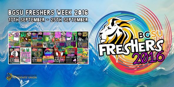 Freshers logo tab long