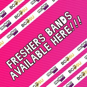 Freshers band tab