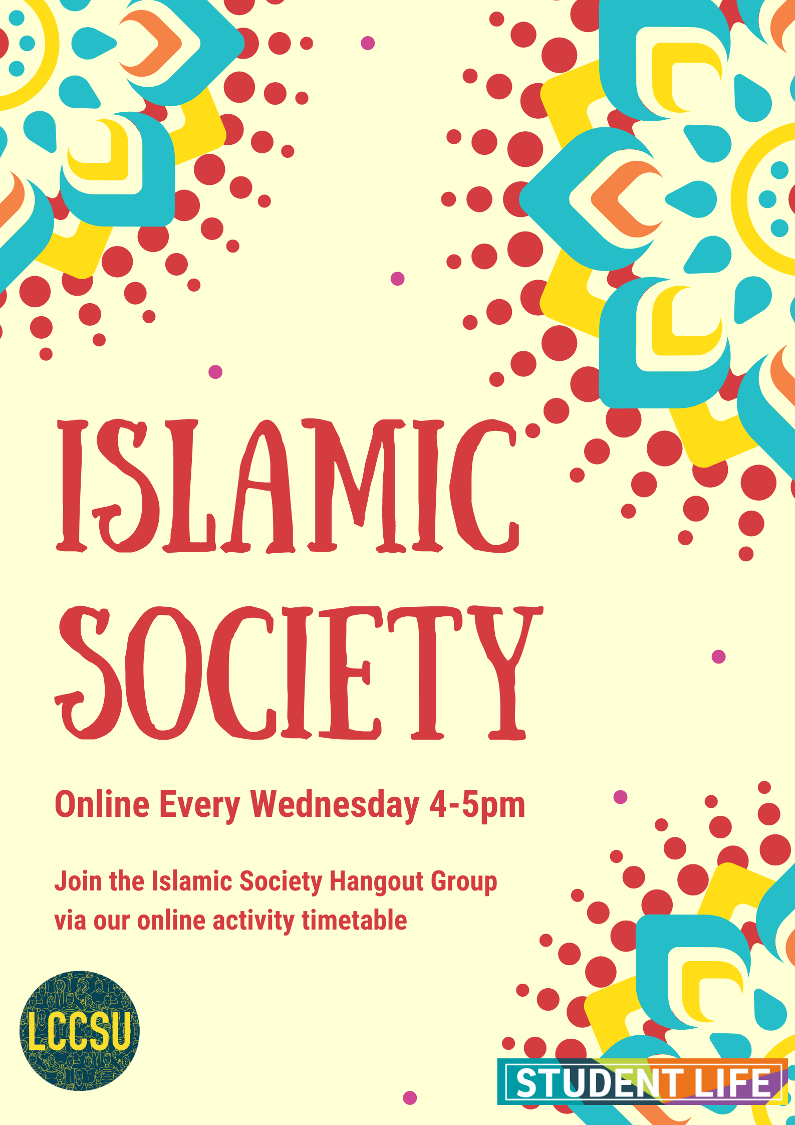 Islamic soc website 3