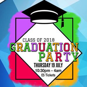 Graduation 2018 square