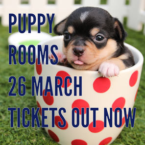Puppy rooms tickets