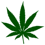 Cannabis leaf ccl