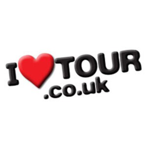 Logo i love tour