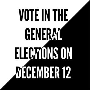 Voteinthegeneralelections