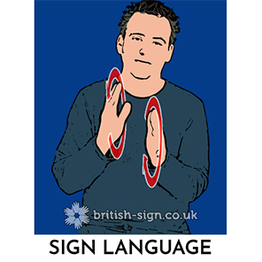Sign language 296px