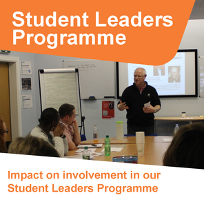 Student leaders programme impact