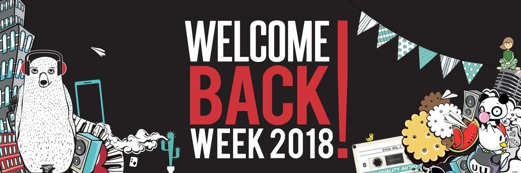 6x2 welcome back week 2018