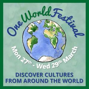 One world day 2017 button