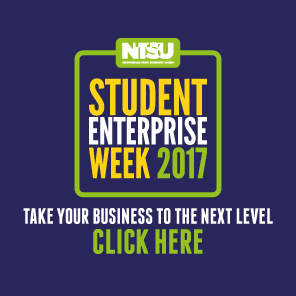 Student enterprise week homepage