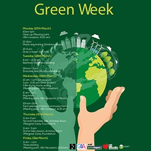 Green week web square