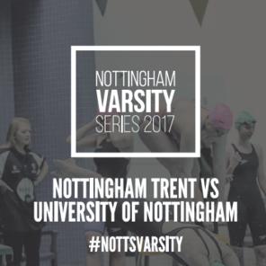 Varsity homepage advert