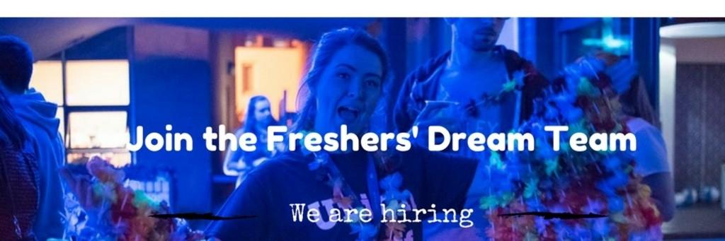 Join the freshers dream team v4