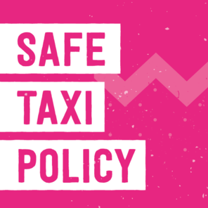 Safe taxi policy web