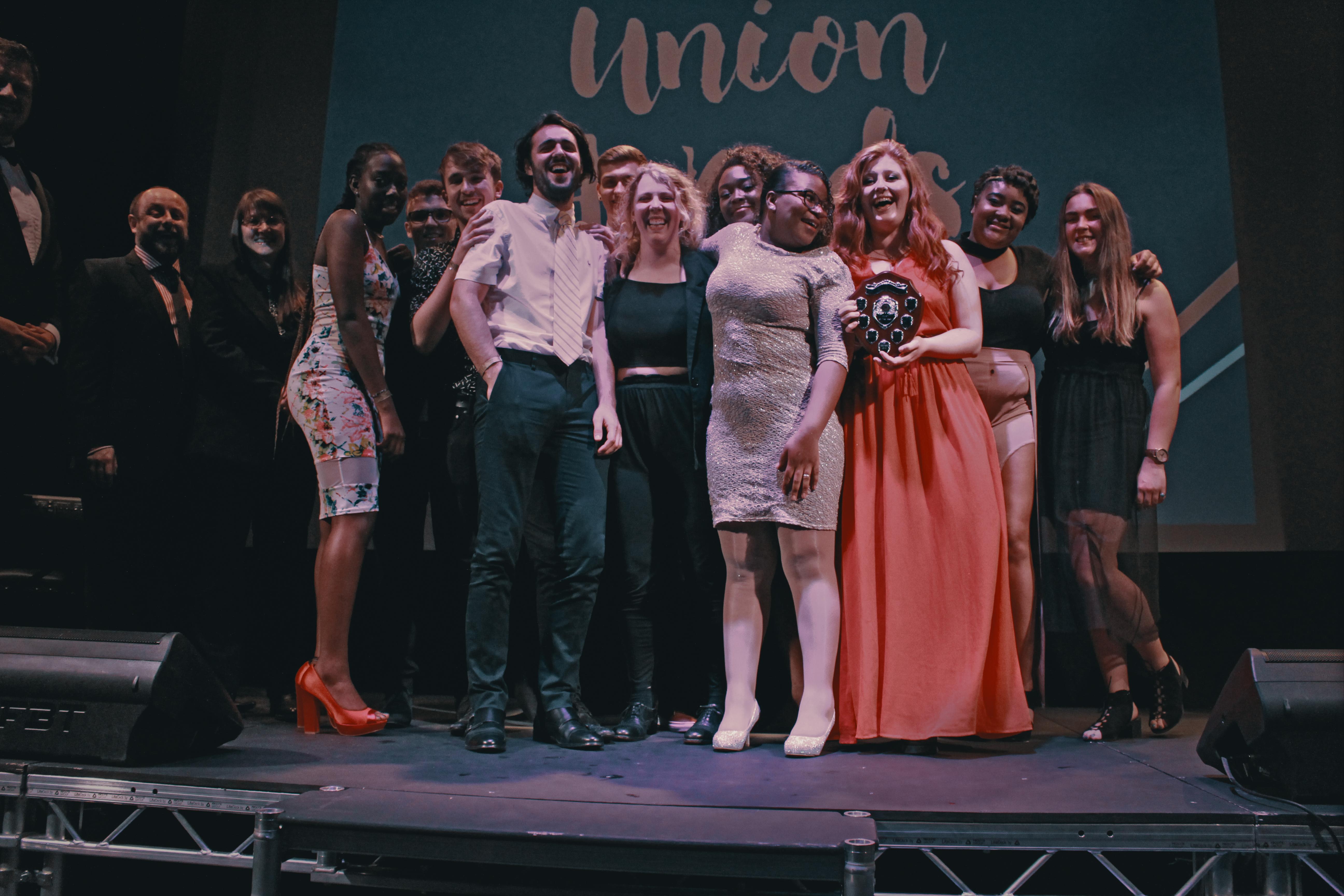 Union awards 38