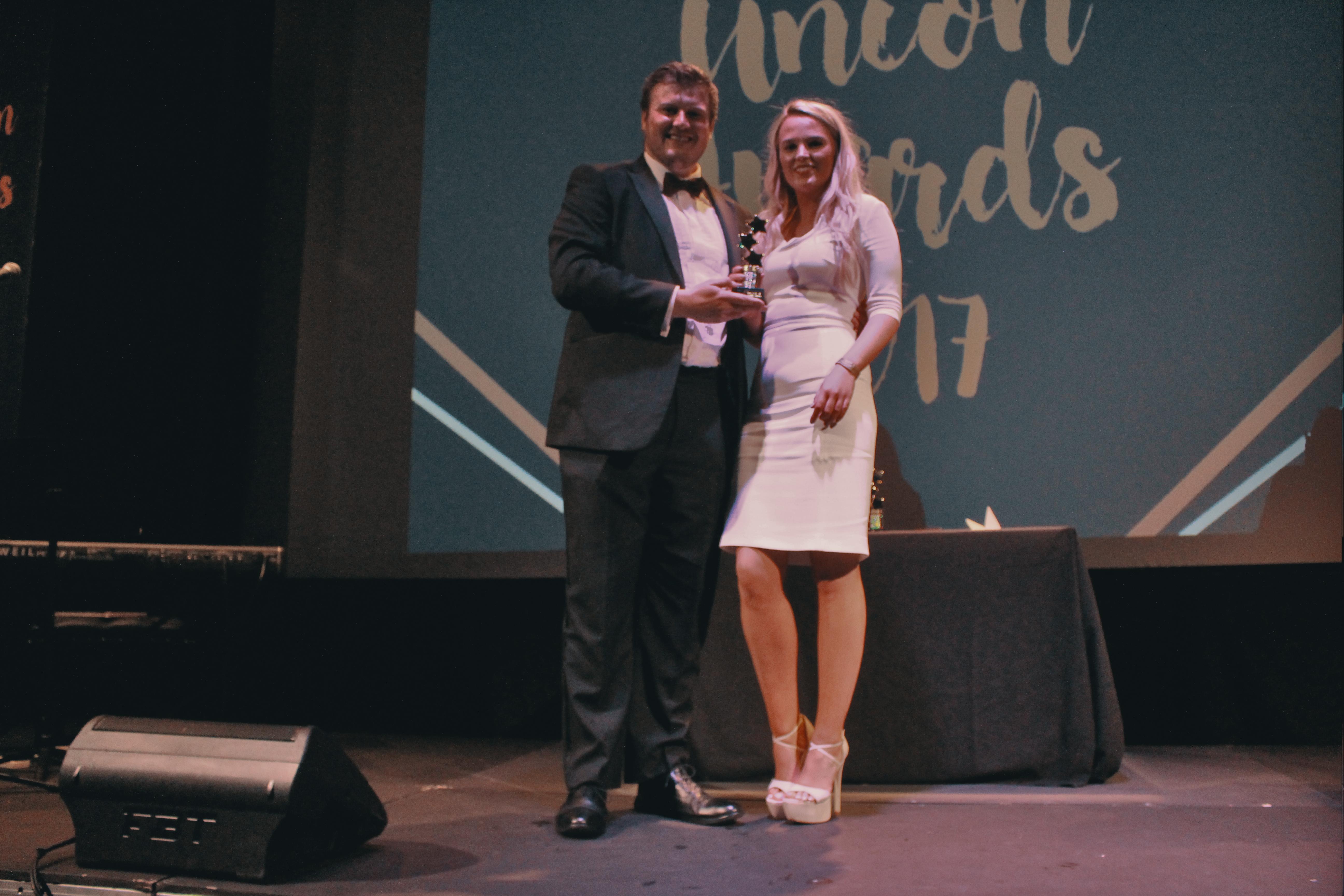 Union awards 32