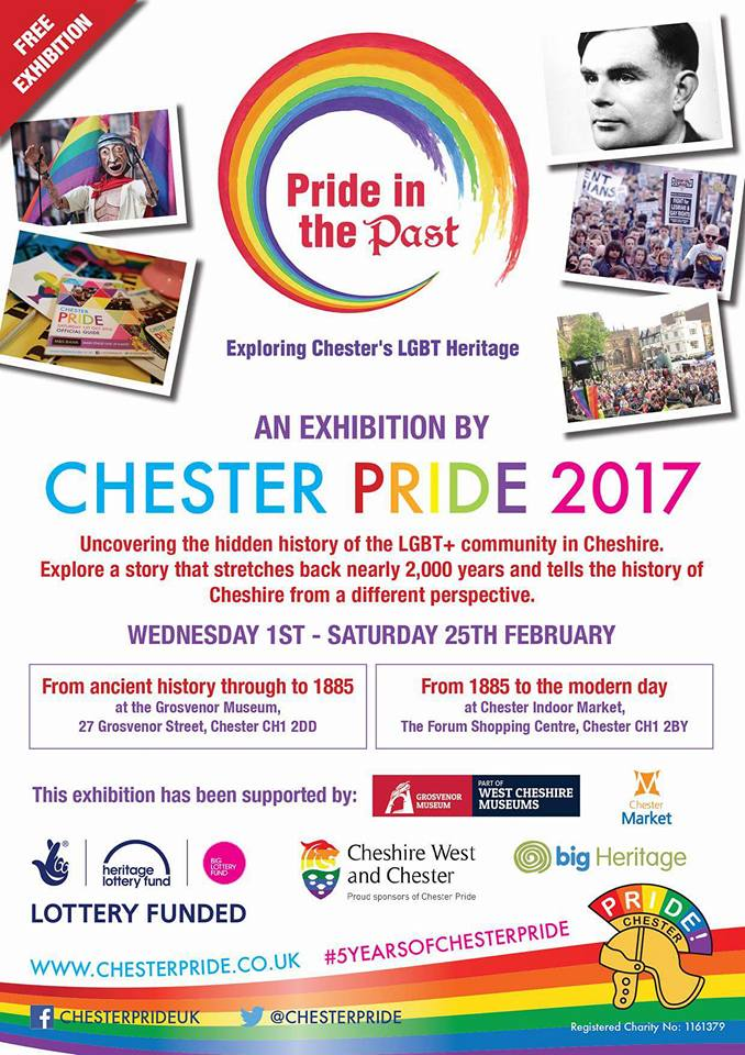 Pride in the past exhibition 2017