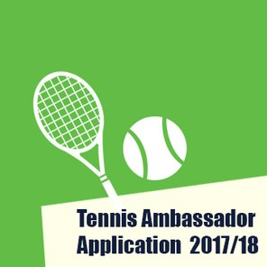 Tennis ambassador application icon