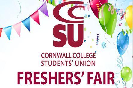 Freshers fair 2017 website