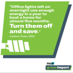 Inforgraphic   turn off lights