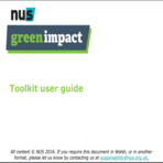 Toolkit user guide