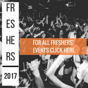 For all freshers events click here