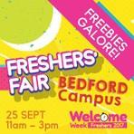 Freshers fair bedford