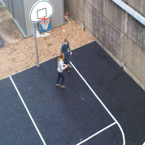 Basketball court 1